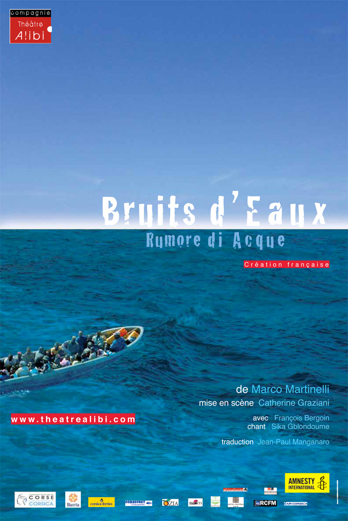Bruits d'Eaux /                       Rumore di Acque